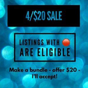Jewelry - 🛑🛑 4/$20 🛑🛑 Bundle SALE!!!!
